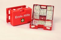 Erste-Hilfe-Koffer komplett nach DIN 13169