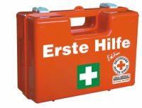 Erste Hilfe Koffer komplett nach DIN 13157